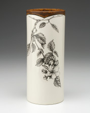 Large Vase: Apple Blossom