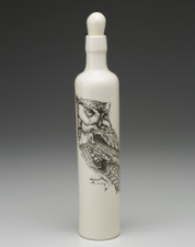 Bottle: Screech Owl #1
