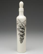 Bottle: White Pine Cone