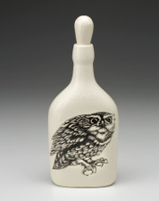 Bottle: Screech Owl #2
