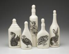 Set of 5 Bottles: Woodland