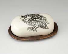 Butter Dish: Screech Owl #2