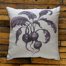 Decorative Pillow: Beets