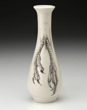 Bud Vase: Quail Feet