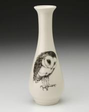 Bud Vase: Barn Owl