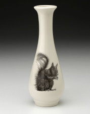Bud Vase: Squirrel