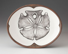Small Serving Dish: Sand Dollar