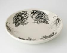 Shallow Bowl: Screech Owl #2