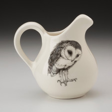 Creamer: Barn Owl