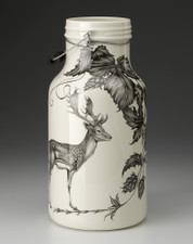 Jug with Handle: Fallow Buck