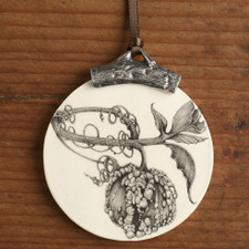 ORNAMENT: WARTY GOURD
