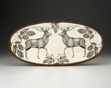Fish platter - Laura Zindel Design