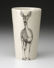 Tumbler: Fallow Doe Deer