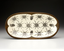 Rectangular Serving Dish: Tarantula