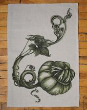 Tea Towel: Turk Gourd