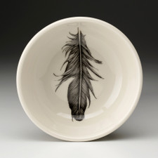 Cereal Bowl: Raven Feather