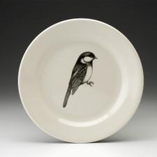 Salad Plate: Black-capped Chickadee