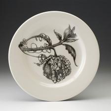 Dinner Plate: Warty Gourd