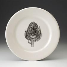 Dinner Plate: Artichoke Half