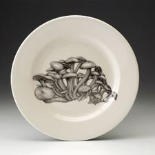 Dinner Plate: Funnel Cap Mushroom