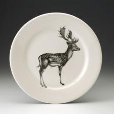 Dinner Plate: Fallow Buck