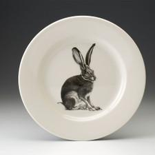 Dinner Plate: Sitting Hare