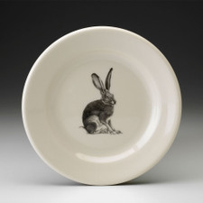 Bread Plate: Sitting Hare