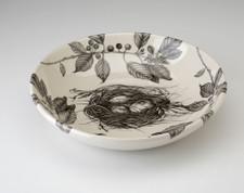 Shallow Bowl: Quail's Nest