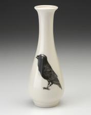 Bud Vase: Raven