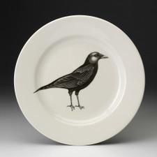 Dinner Plate: Crow