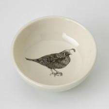 Cereal Bowl: Quail #2