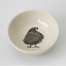 Cereal Bowl: Quail #3