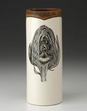 Small Vase: Artichoke Half