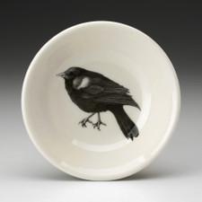 Sauce Bowl: Red-Winged Blackbird