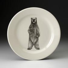 Salad Plate: Standing Bear