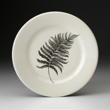 Salad Plate: Wood Fern