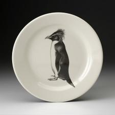 Salad Plate: Rockhopper Penguin