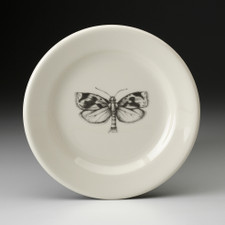 Bread Plate: Oak Moth
