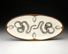 Fish Platter: Leopard Snake