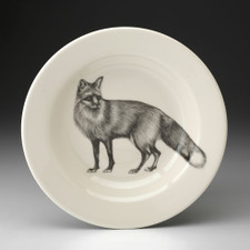 Soup Bowl: Red Fox