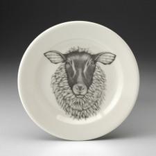 Bread Plate: Suffolk Sheep