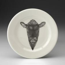 Bread Plate: Angus Bull