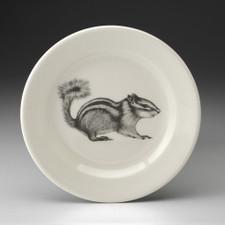 Bread Plate: Chipmunk #2