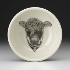 Cereal Bowl: Hereford Cow