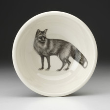 Cereal Bowl: Red Fox