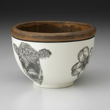 Small Round Bowl: Hereford Cow