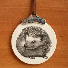 Ornament: Hedgehog #2