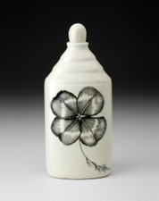 Bottle: Four-leaf Clover