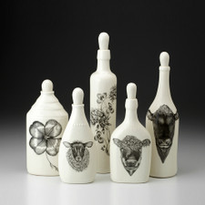 Set of 5 Bottles: Farmyard