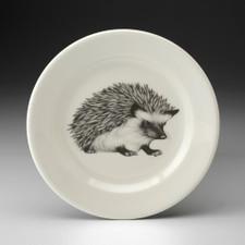 Bread Plate: Hedgehog #1